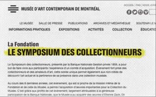 Le symposium des collectionneurs