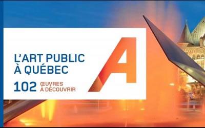 L'art Public à Québec